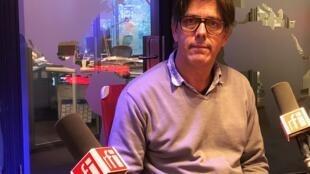 O diretor Marcelo Novais