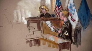 Выступление Мэннинга на заключительном заседании суда