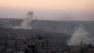 Алеппо, 5 октября 2016.
