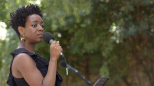 Astrid Bayiha dans « Tram 83 » de Fiston Mwanza Mujila, « Ça va, ça va le monde ! ».