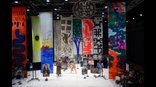 «SELVE» est un spectacle du GdRA de et avec Christophe Rulhes.