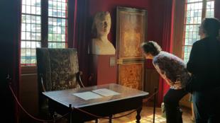 Дом-музей Бальзака снова открылся после года реставрационных работ