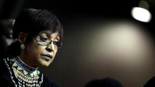 Winnie Madikizela-Mandela (1936-2018)