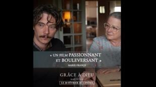 Cena do filme Grâce à Dieu (Graças a Deus, em português)