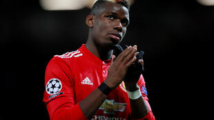 After staying on the bench during Jose Mourinho's last game in charge at Manchester United, Paul Pogba was in the starting line-up against Cardiff City.