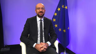 Charles Michel, President of the European Council, November 2019