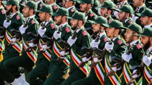 Le corps des Gardiens de la révolution islamique a été créé en 1979 après le renversement du Shah.