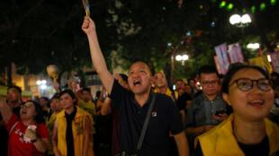 香港第6屆立法會選舉在9月4日星期天晚10點30分結束
