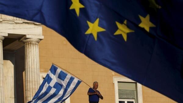 Reunião da Zona do Euro chega a um acordo para crise financeira na Grécia.