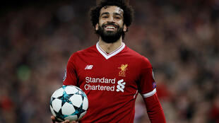 Mohamed Salah has been in sensational form for Liverpool since his move from Roma.