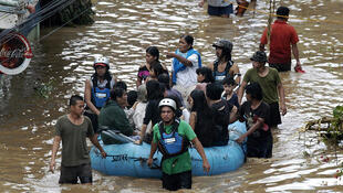 Many people are still unaccounted for after the floods