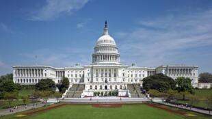 图为美国国会