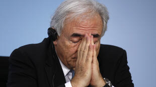 DSK is accused of assaulting a chambermaid in a New York hotel
