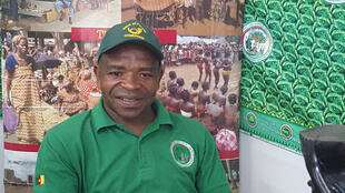 Lingom Daniel Franklin, ministère des Forêts et de la Faune du Cameroun.