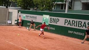 Gonçalo Oliveira, tenista português.