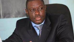 Hassan Sylla Bakari, ministre tchadien de la Communication.