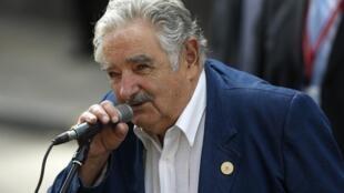 Le président de l'Uruguay Jose Mujica.