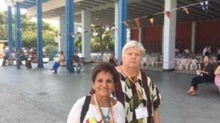 Renata Narducci et  Ewa Kalinowska.