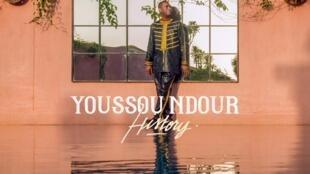 Youssou N'Dour présente son album «History».
