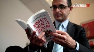 """کتاب """"مانیفست علیه هدر دادن مواد غذایی Manifeste contre le gaspillage alimentaire  """" نوشته """"آرش درمبخش"""" عضو انجمن شهر و عضو حزب جمهوریخواهان در فرانسه، به عنوان بهترین کتاب سیاسی سال، برنده جایزه """"ادگار فور"""" شد."""