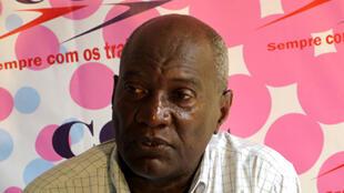 José Manuel Vaz, presidente da Confederação Cabo Verdiana dos Sindicatos Livres(CCSL).