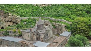 L'entreprise française Iconem a déjà numérisé cinq sites patrimoniaux en Arménie.