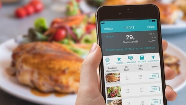 DietSensor foi concebido para diabéticos, mas serve também para ajudar no emagrecimento ou para o controle do colesterol.