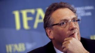 Fifa's secretary general Jerôme Valcke.