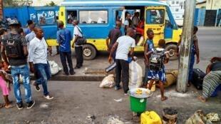 Bado hakujachukuliwa uamuzi wa wa kukaa nyumbani katika mji wa Kinshasa, DRC.