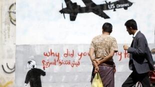 Vụ máy bay không người lái tấn công nhầm thường dân gây tranh cãi tại Yemen.
