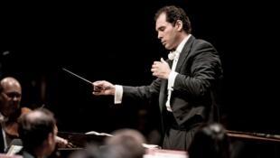 Туган Сохиев, инициатор проведения франко-российского музыкального фестиваля «Les musicales Franco-Russes».