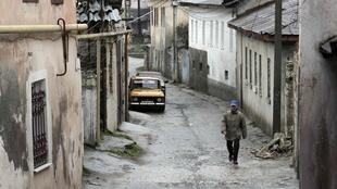 Бахчисарай. Крым. Март 2015
