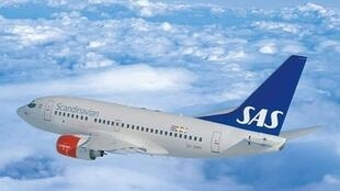 យន្តហោះដឹកអ្នកដំណើររបស់ក្រុមហ៊ុន Scandinavian Airlines (SAS)