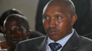 L'ex-chef de guerre congolais Bosco Ntaganda en décembre 2009 à Goma.