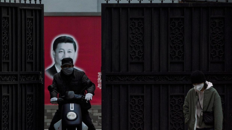 Quyền uy Tập Cận Bình bao trùm Trung Quốc, nhưng nay người dân phẫn nộ vì đại dịch ở Vũ Hán đã dám lên tiếng phản đối. Ảnh mang tính minh họa.