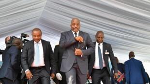 L'ancien président de la RDC, Joseph Kabila reste influent sur la vie politique de son pays.