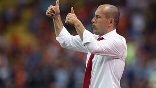 Leonardo Jardim, treinador português do Mónaco.