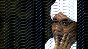 Former Sudanese president Omar al-Bashir was found guilty of corruption.