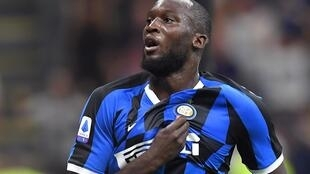 Romelu Lukaku scored on his Serie A debut to help Inter Milan to a 4-0 victory over Lecce.