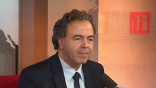 Luc Chatel, député de la Haute-Marne (Les Républicains) et ancien ministre de l'Education.