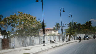 Une rue de Port-au-Prince (image d'illustration).
