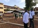 Centrafrique: un centre d'accueil en chantier pour accueillir les malades du Covid-19