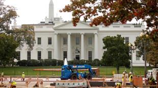 La Maison Blanche, le 3 novembre 2016.