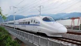 中國高鐵(資料圖片)