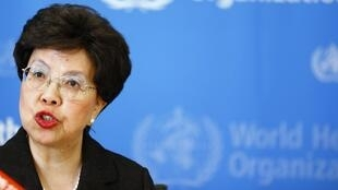 Margaret Chan, directora de la OMS, pide solidaridad internacional con los países afectados por el virus Ebola.