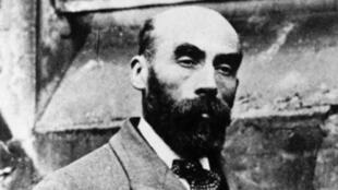 Henri Désiré Landru after his arrest in 1919