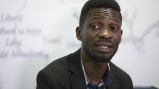 La star ougandaise Bobi Wine se mobilise contre les infox sur le coronavirus (image d'illustration).
