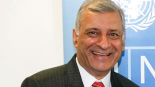 Commonwealth Secretary general Kamalesh Sharma