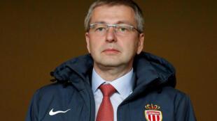 Российский миллиардер и владелец футбольного клуба «Монако» Дмитрий Рыболовлев