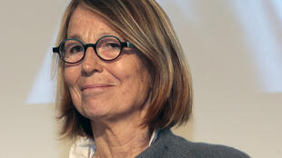 French minister for culture, Françoise Nyssen.